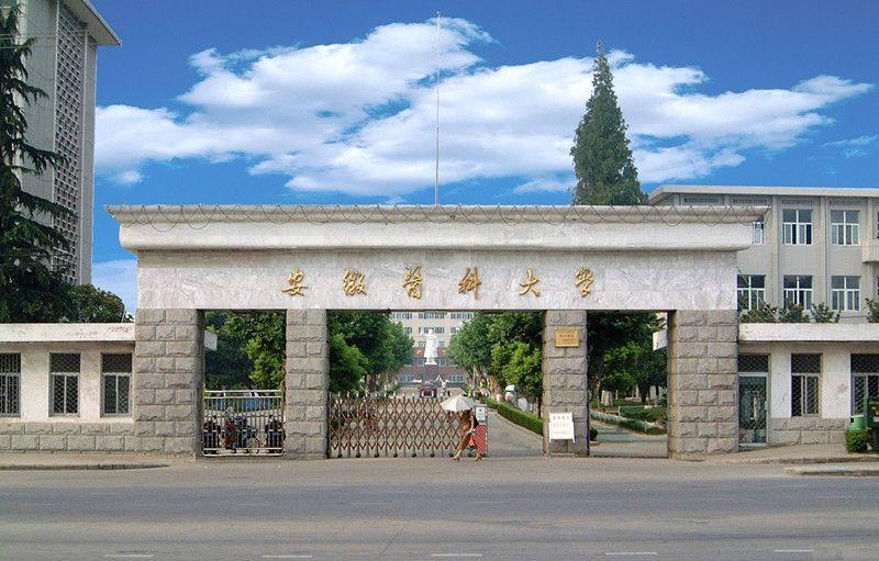 安徽医科大学校园环境