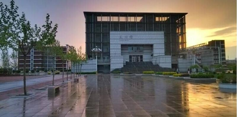 天津医科大学临床医学院校园环境